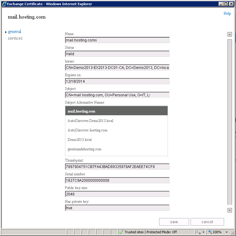 exchange server 2013 administration part 10 just a