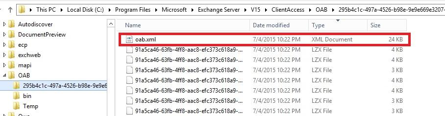 2010 book address processing offline exchange